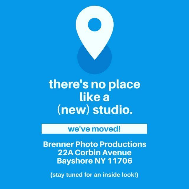 We moved! brennerphoto newstudio studiosweetstudio moveit movingonup iliketomoveitmoveit